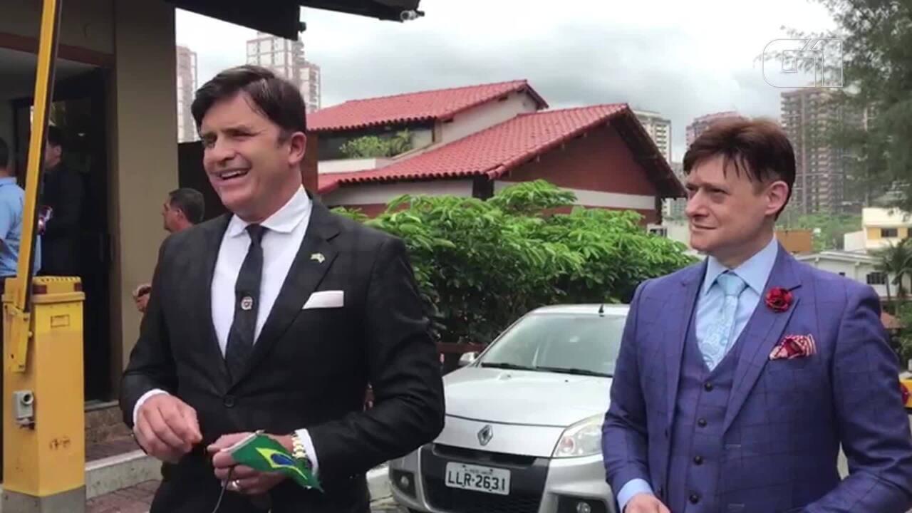 Dr. Rey tenta reunião com Bolsonaro
