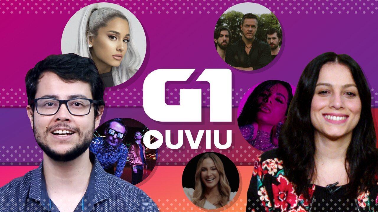 Anitta e Ariana Grande fazem pop das solteiras e Muse faz 'redação nota 10 no Enem