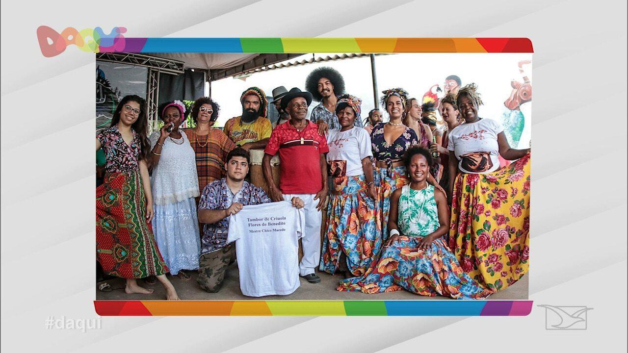 Artesão maranhense mostra o apoio a cultura popular