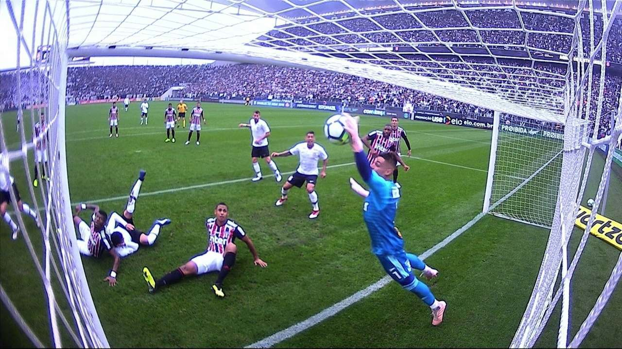 d76de05e6f Melhores momentos  Corinthians 1 x 1 São Paulo pela 33ª rodada do  Brasileirão