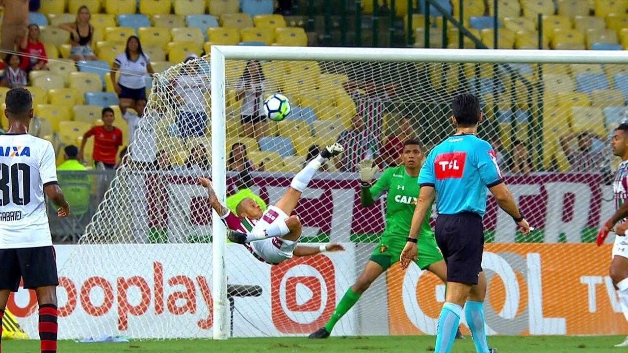 e09bbe79fb Melhores momentos  Fluminense 0 x 0 Sport pela 33ª rodada do Campeonato  Brasileiro