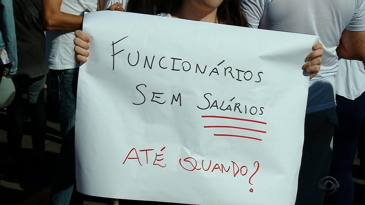 Sem repasses do estado, hospitais gaúchos atrasam salários e diminuem atendimento