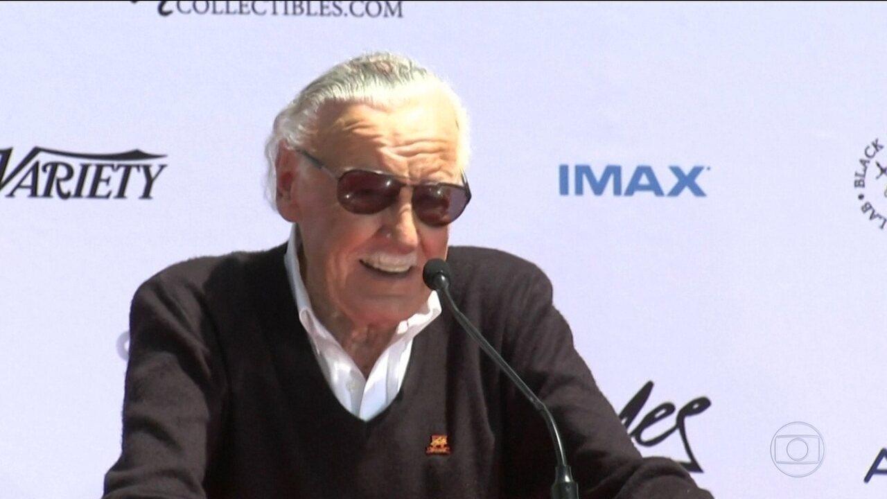 Morre Stan Lee, criador de heróis da Marvel, aos 95 anos