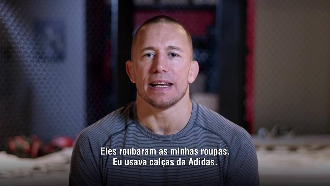 Bully Proof: A História da Evolução de GSP - de Vítima de Bullying ao Cara Durão do UFC