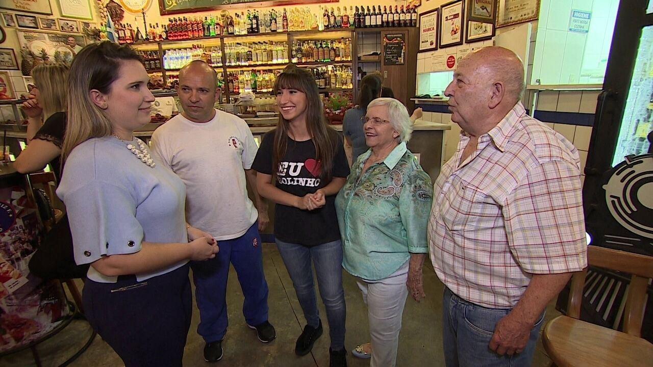 Bar familiar em São Paulo chega na terceira geração fazendo sucesso ... 77b695e4de
