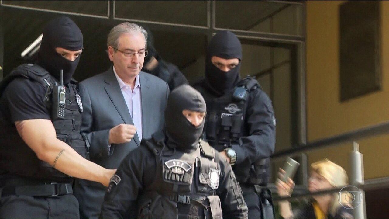 Justiça torna réus Geddel, Henrique Alves, Eduardo Cunha e mais 15 por fraudes na CEF