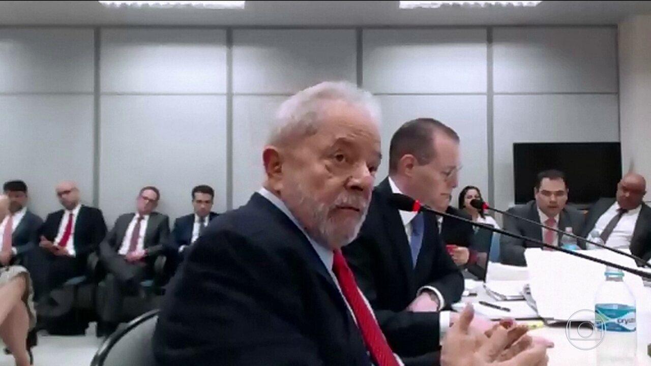 Ex-presidente critica Moro e é repreendido por juíza