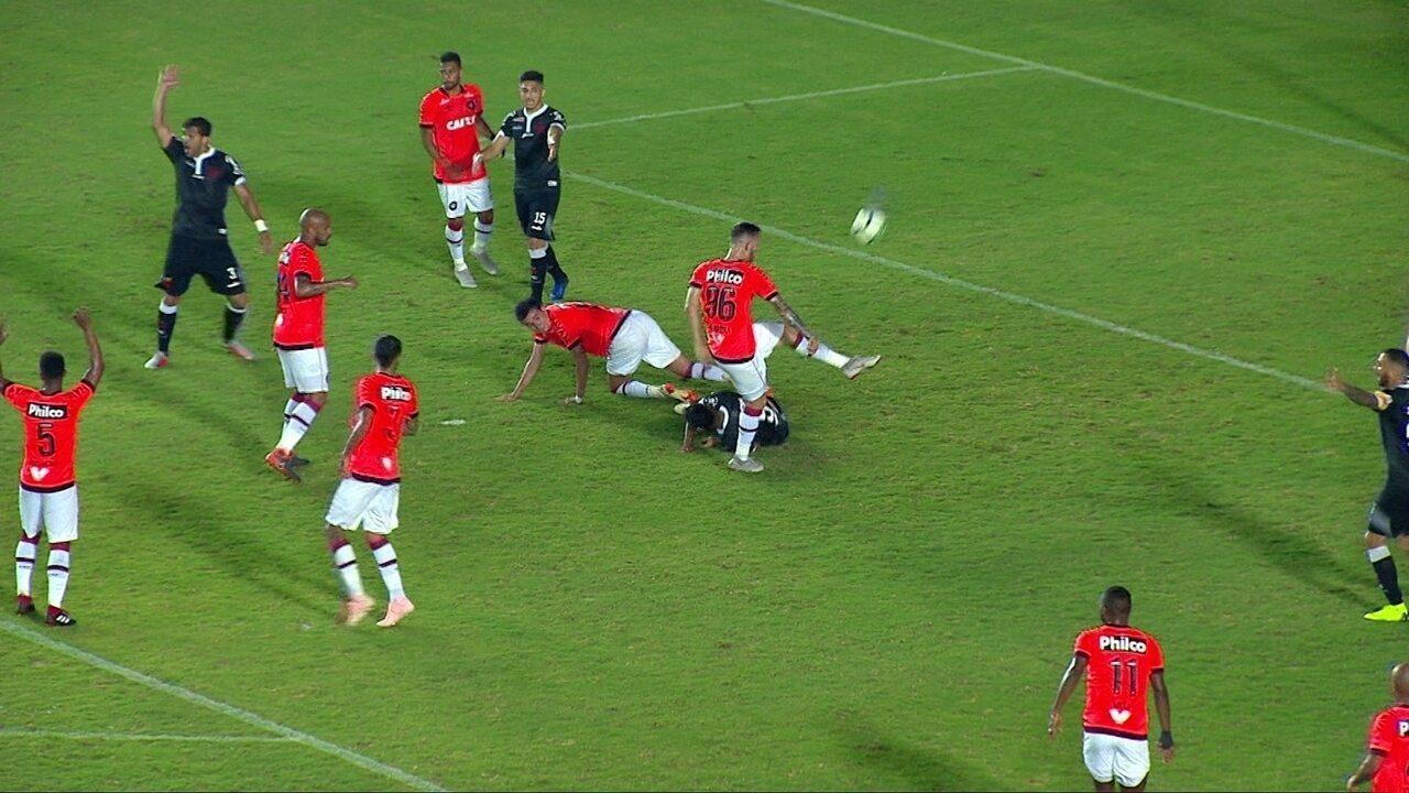00e4916476 Melhores momentos  Vasco 1 x 1 Atlético-PR pela 34ª rodada do Campeonato  Brasileiro