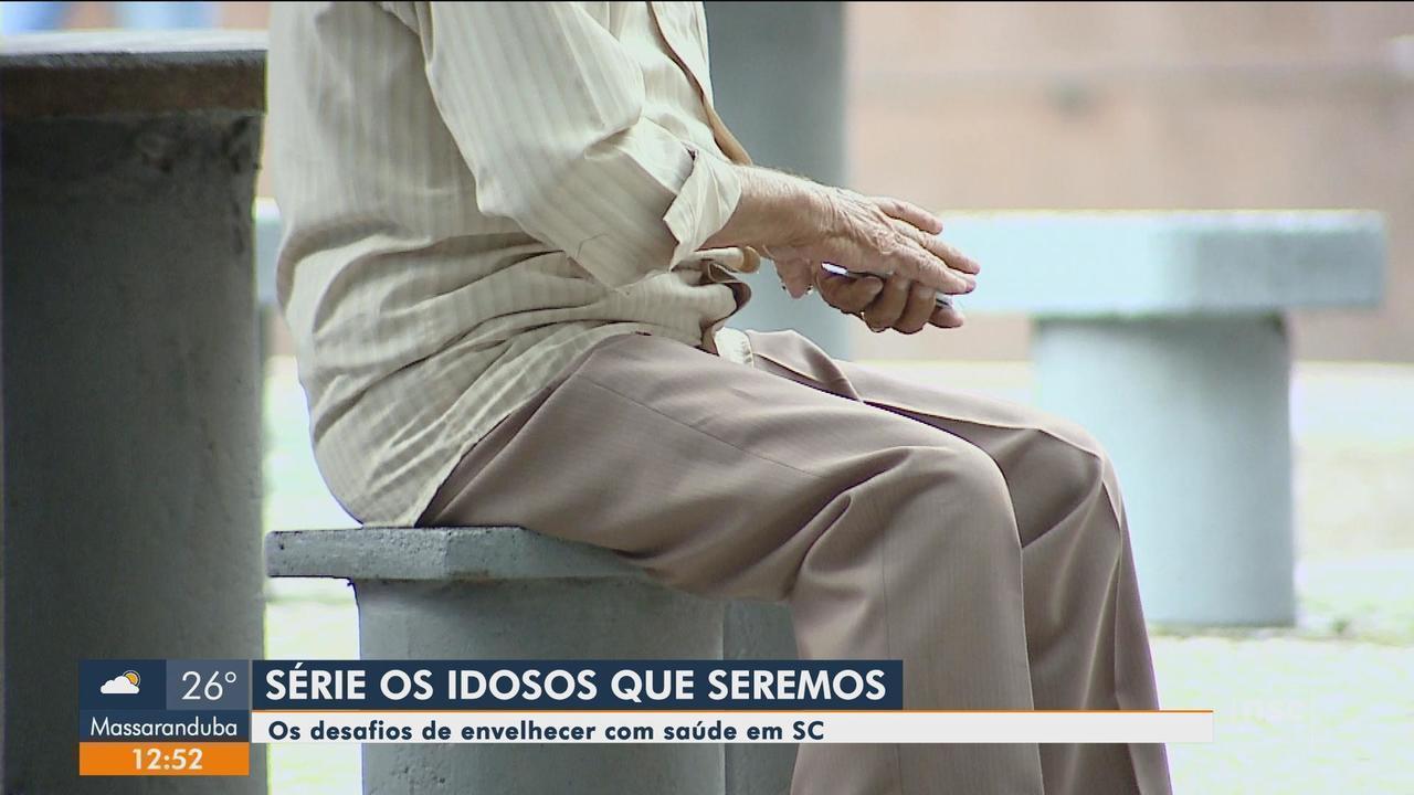 JA exibe série especial sobre o envelhecimento em SC