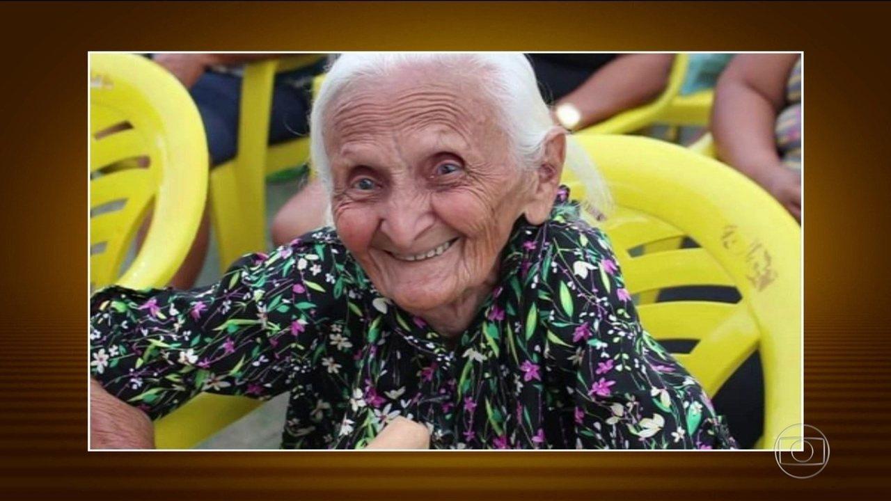 Idosa de 106 anos é assassinada de forma brutal, no Maranhão