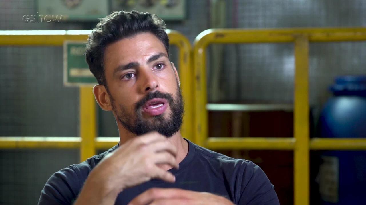 'Ilha de Ferro': Atores apresentam personagens da série