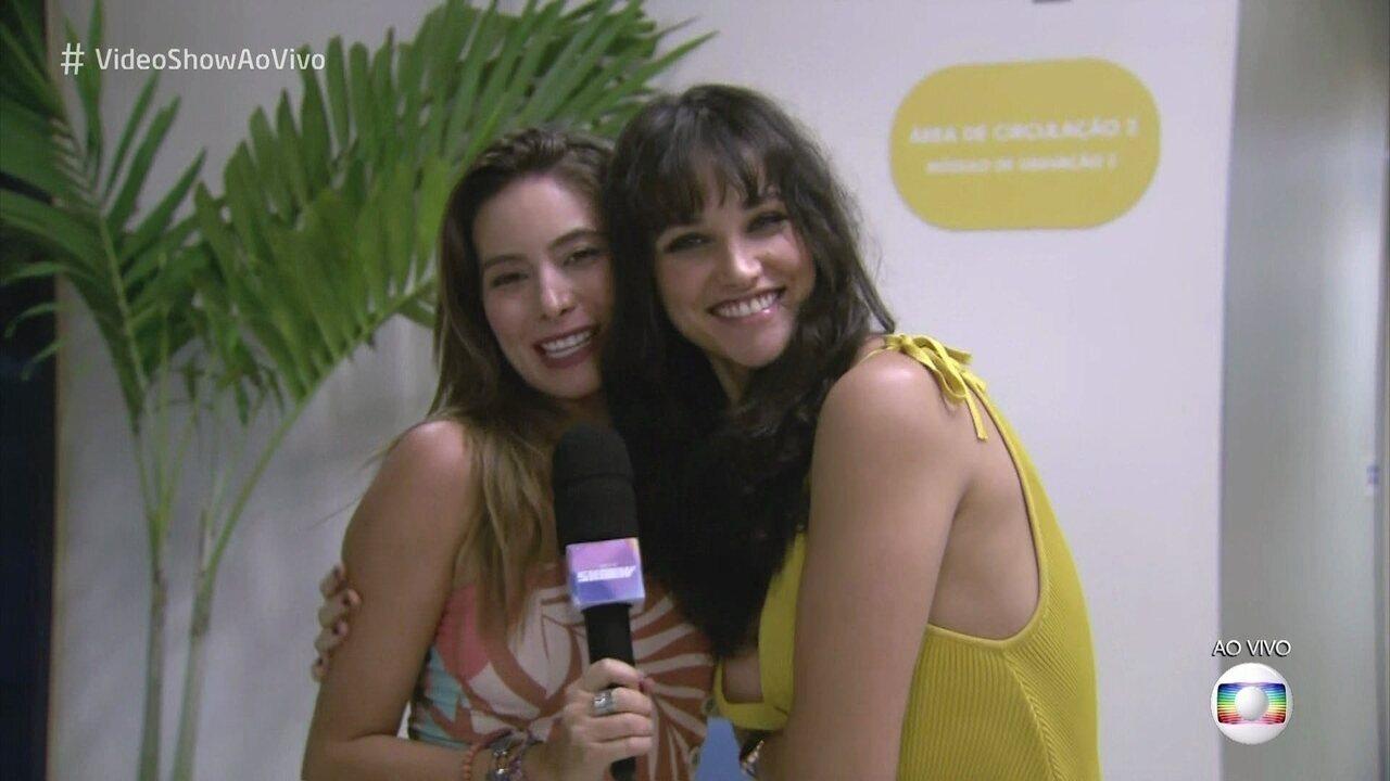 Débora Nascimento fala de seu personagem em 'Verão 90'