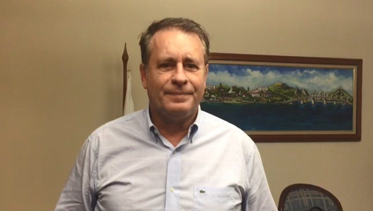 Prefeito de Vitória, Luciano Rezende (PPS), é a favor da abertura de supermercados no ES