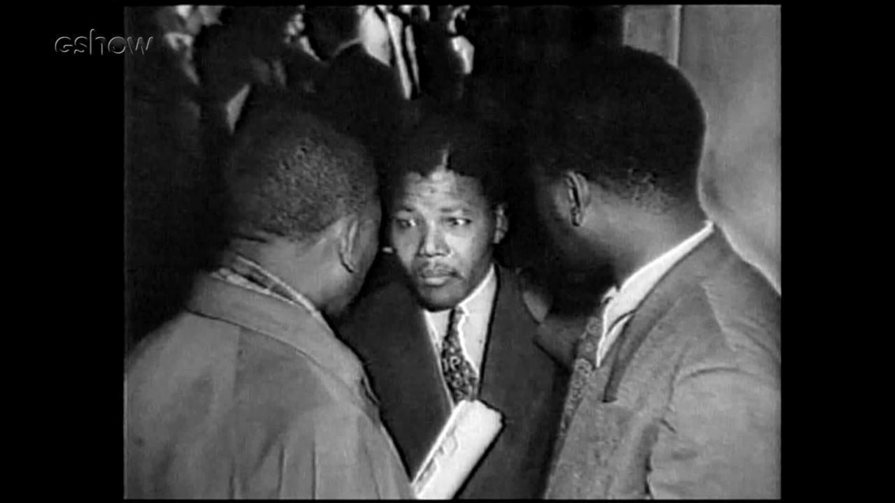Entenda como ocorreu a prisão de Nelson Mandela durante o Apartheid