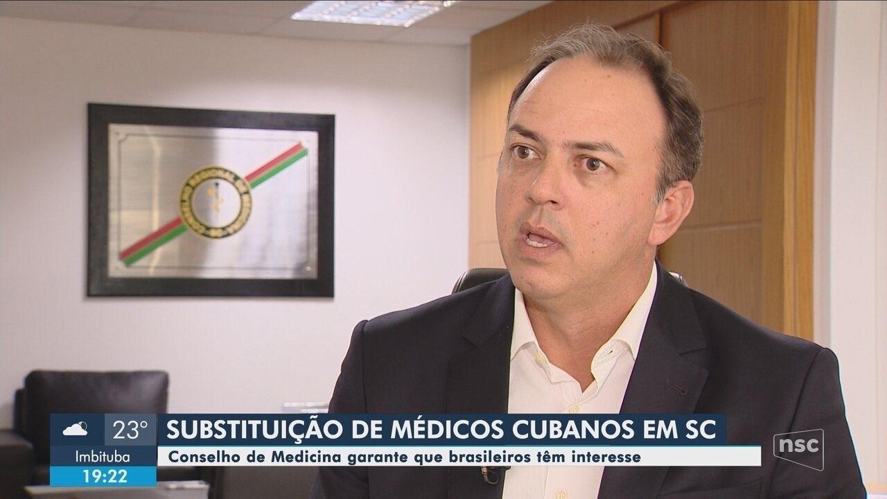 ae7cb0f6050ba CRM garante que brasileiros têm interesse em ocupar vagas deixadas por  médicos cubanos