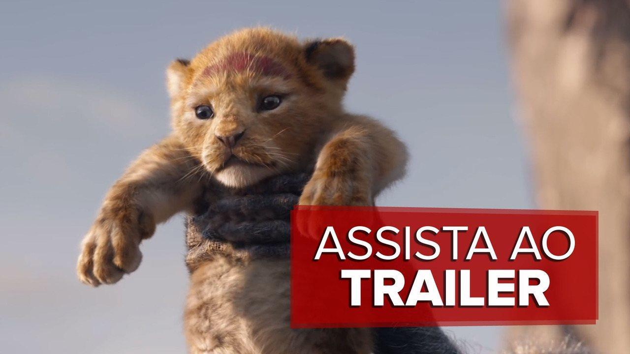 'O Rei Leão' ganha primeiro teaser; VEJA