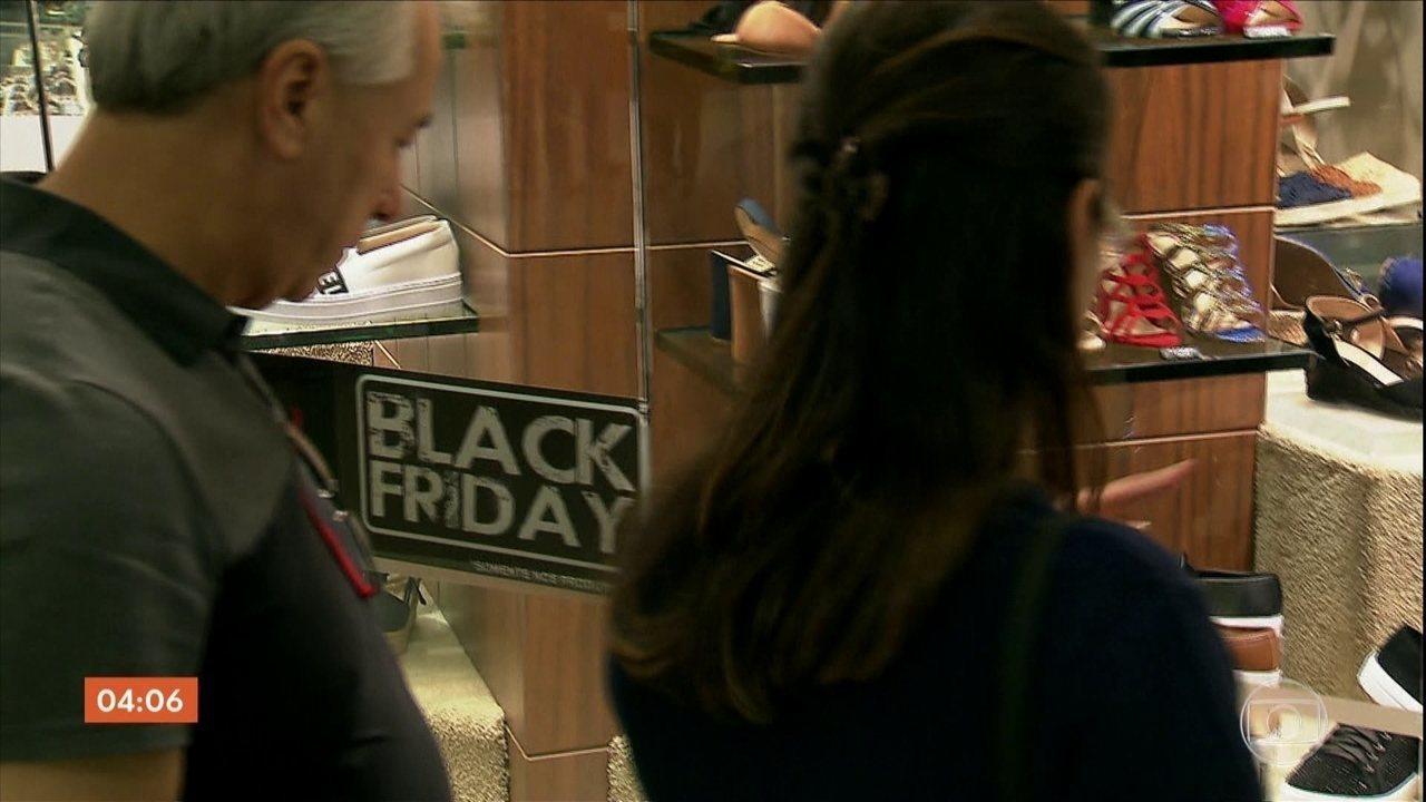 Consumidor deve conferir se preços estão mais em conta na Black Friday