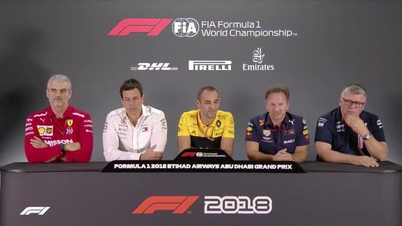 Chefe da RBR alfinete dirigente da Renault: