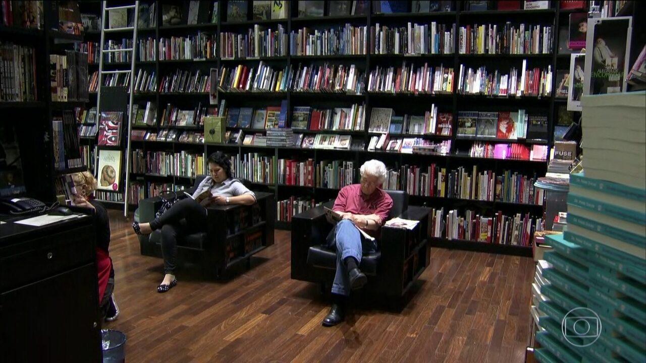 Saraiva, maior rede de livrarias do país, entrou em recuperação judicial