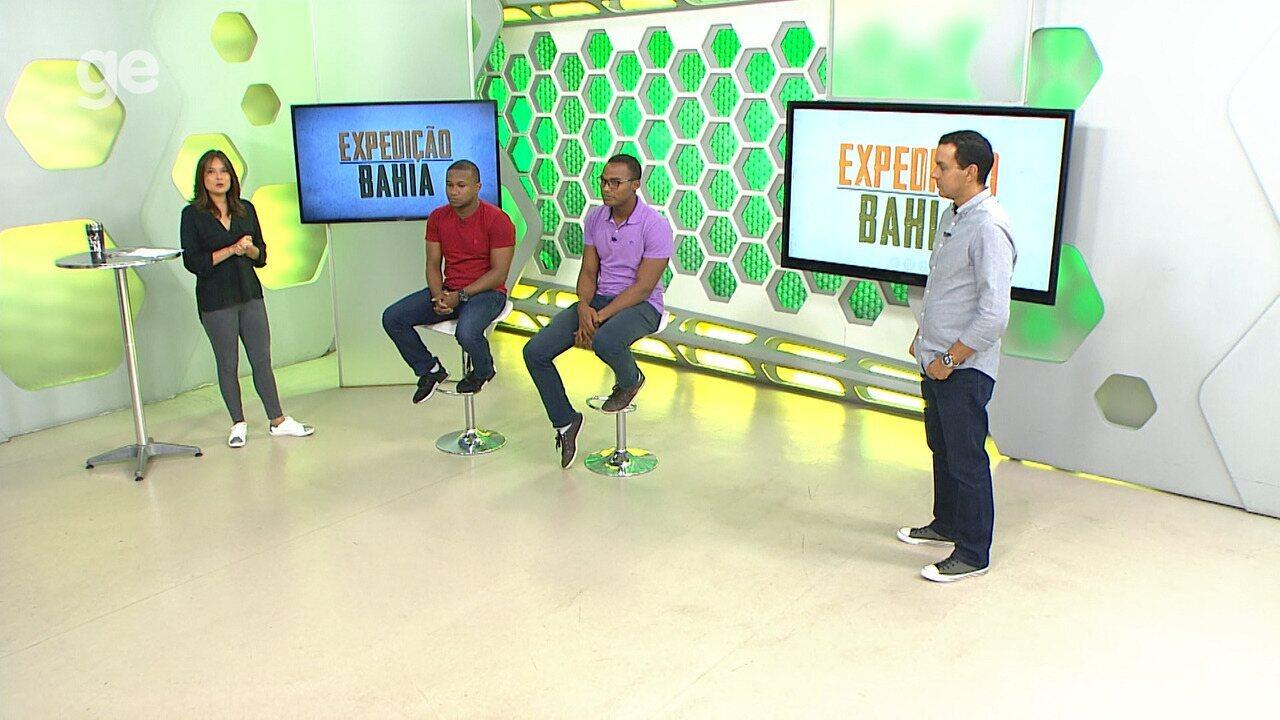 Veja a primeira live do programa 'Expedição Bahia'