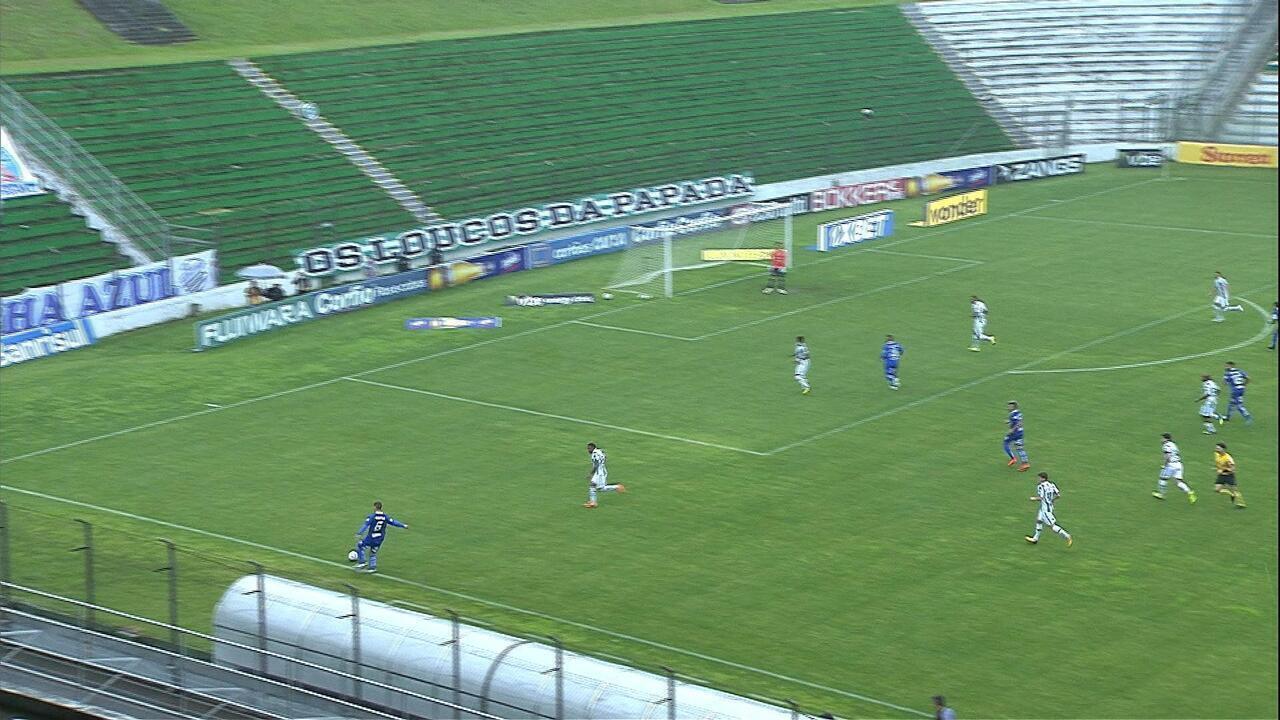 Melhores momentos de Juventude 0 x 4 CSA, pela 38ª rodada da Série B
