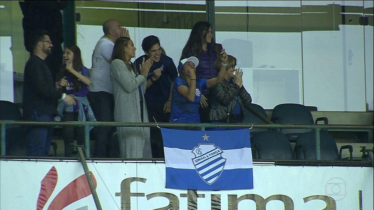 CSA e Avaí confirmam acesso à Série A do Brasileirão de 2019