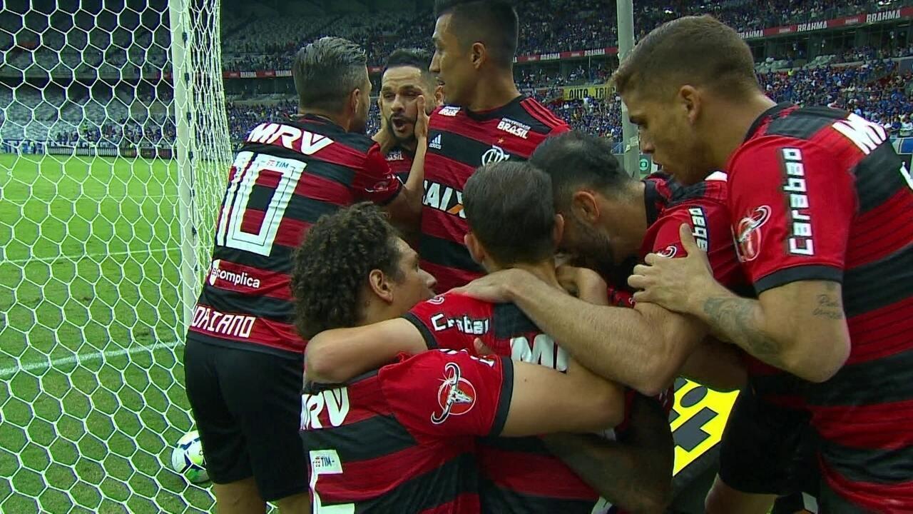 Melhores Momentos  Cruzeiro 0 x 2 Flamengo pela 37ª rodada do Campeonato  Brasileiro f99e78657454c
