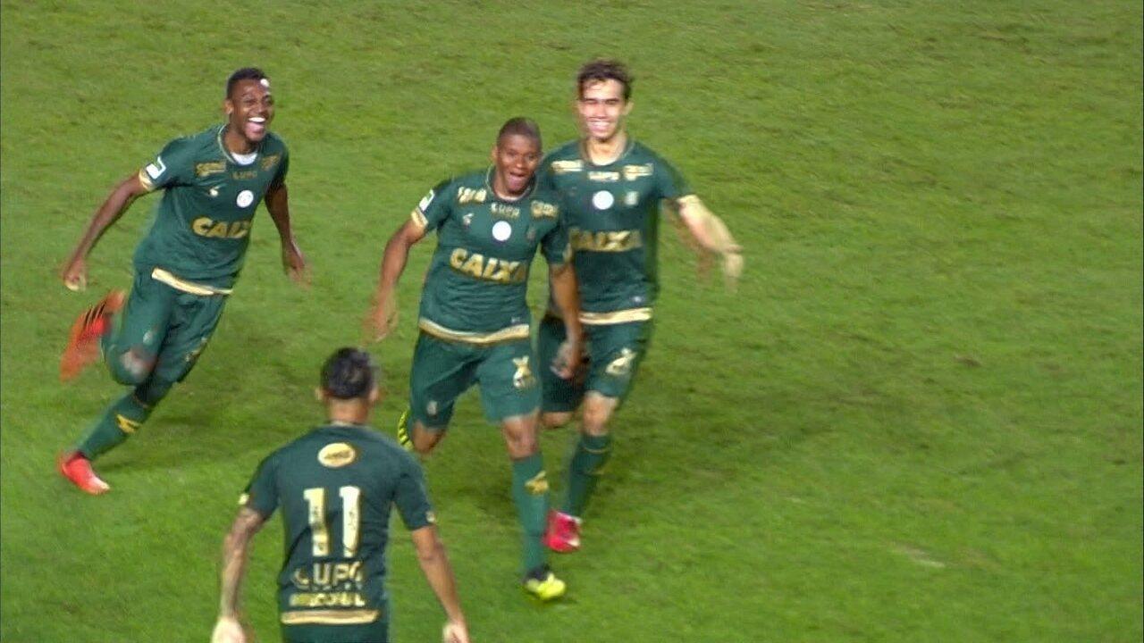 Melhores momentos  América-MG 1 x 0 Bahia pela 37ª rodada do Campeonato  Brasileiro a330a52cdb523