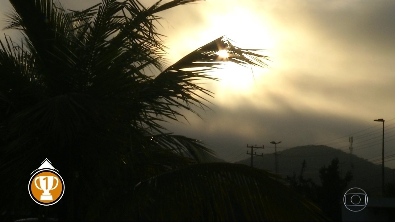 Previsão é de chuva para o Rio de Janeiro nesta segunda-feira (26)