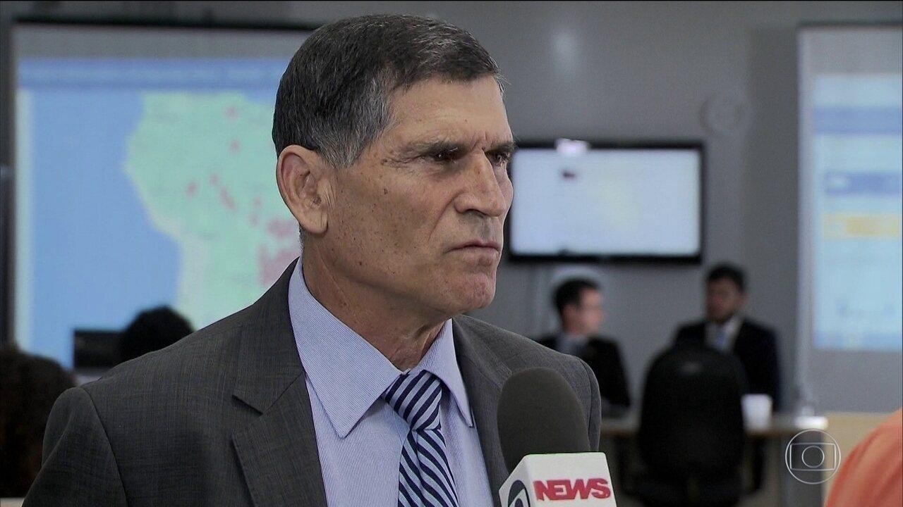 Bolsonaro indica General Carlos Alberto dos Santos Cruz para Secretaria de Governo