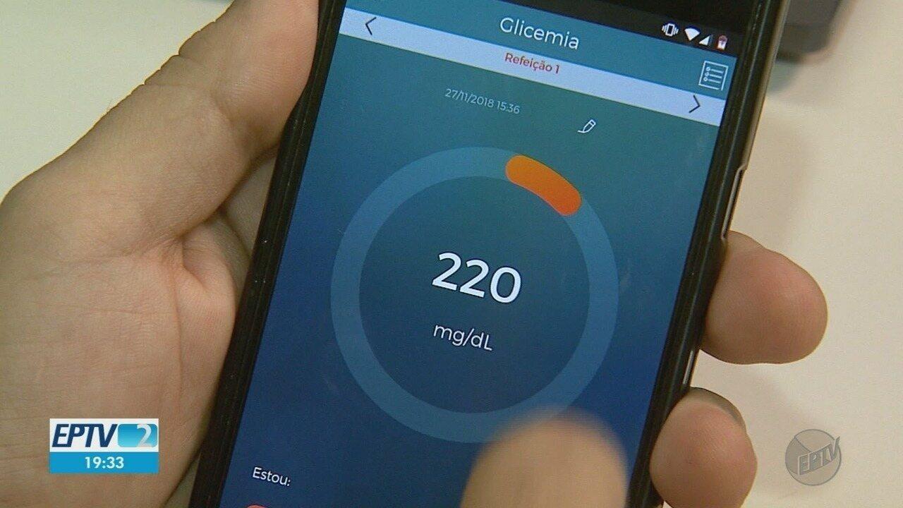 Aplicativo desenvolvido em Ribeirão Preto quer ajudar pacientes com diabetes