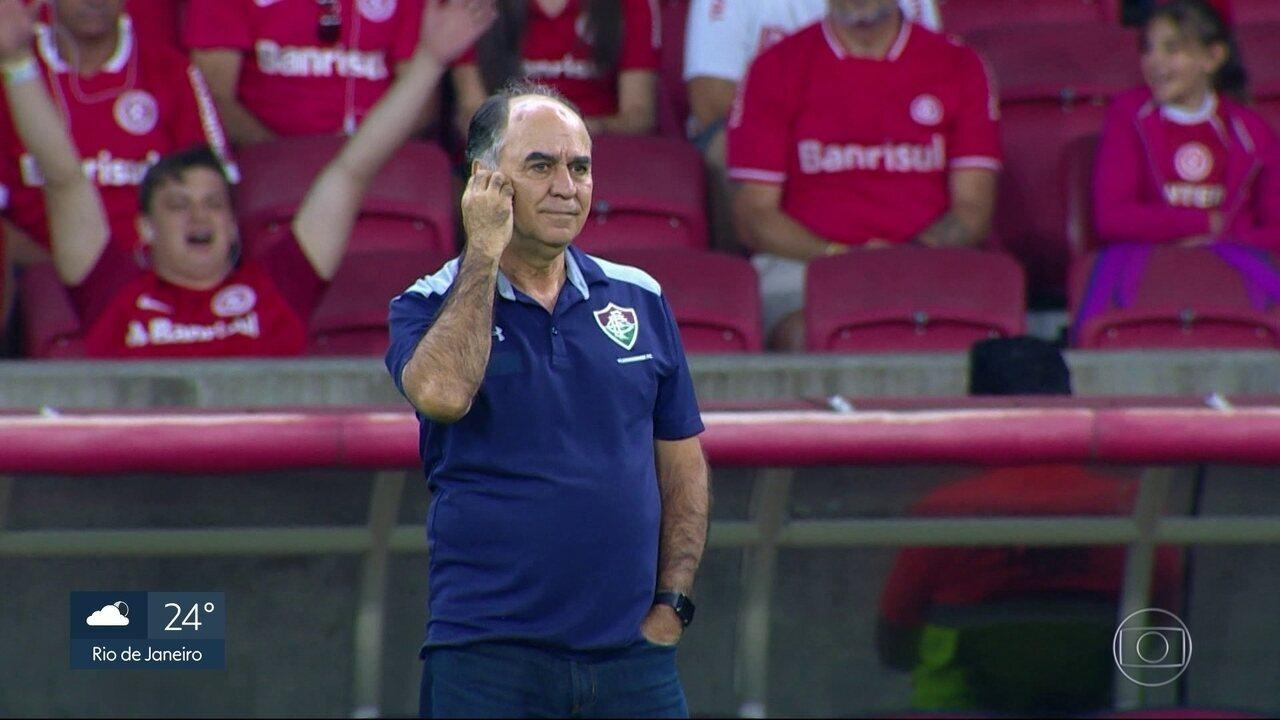 Fluminense encara desafio da Sul-Americana