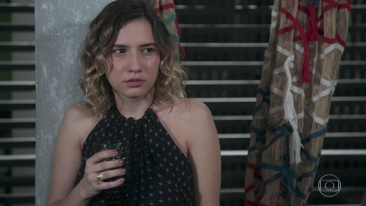Camila revela que Fábio a ameaçou