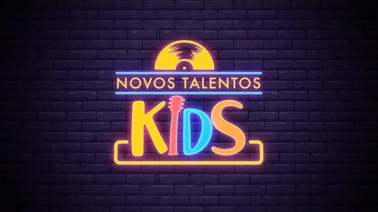 Relembre quem são os cinco finalistas do concurso Novos Talentos Kids
