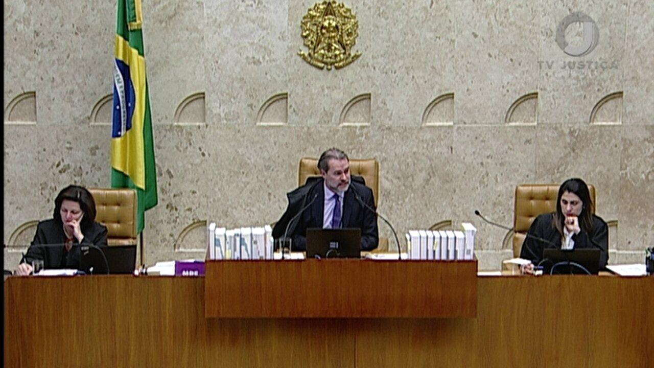 Pedido de vista mantém suspenso o indulto de Natal editado pelo presidente Temer