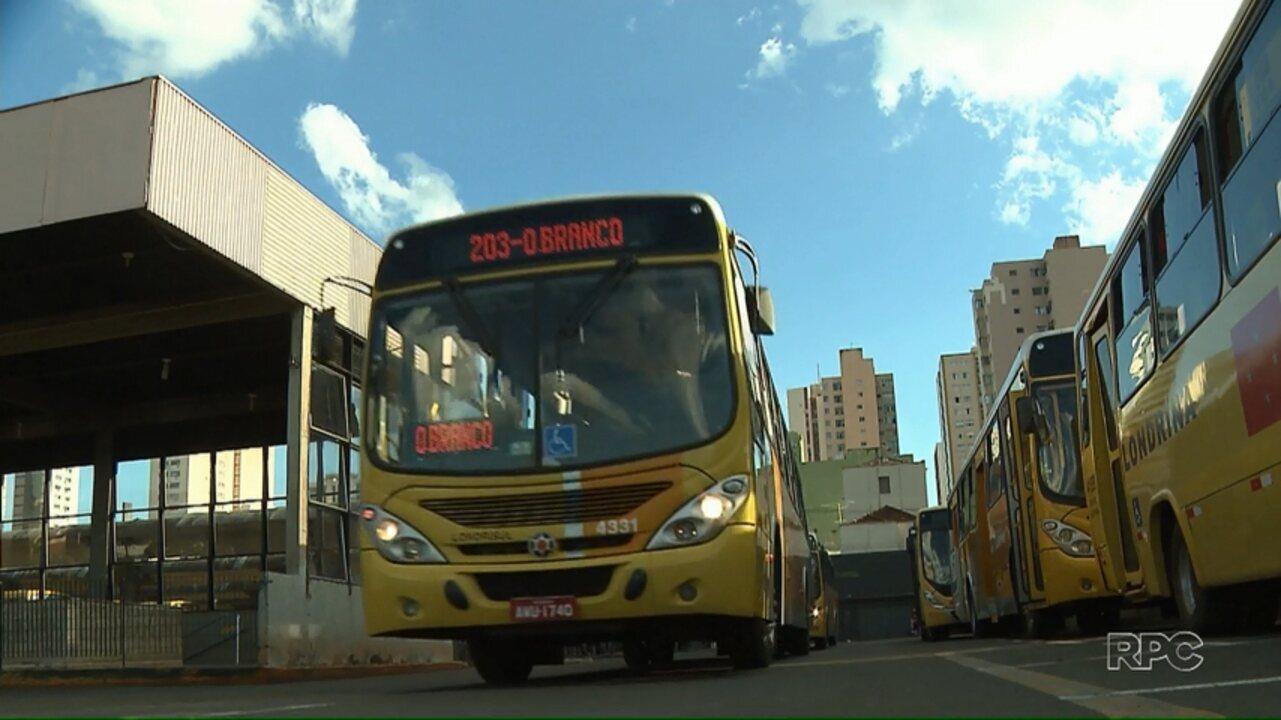 TCGL não vai participar da licitação do transporte coletivo em Londrina