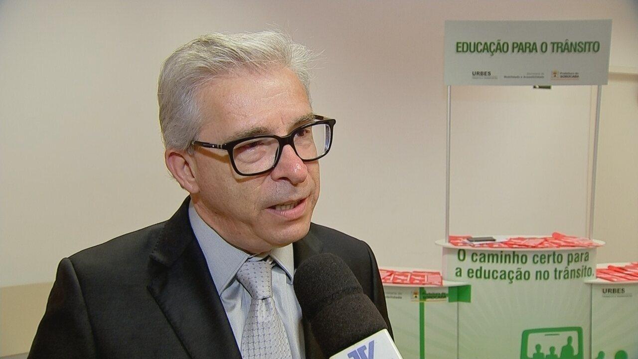 Urbes vai receber denúncias de infrações de trânsito pelo WhatsApp em Sorocaba