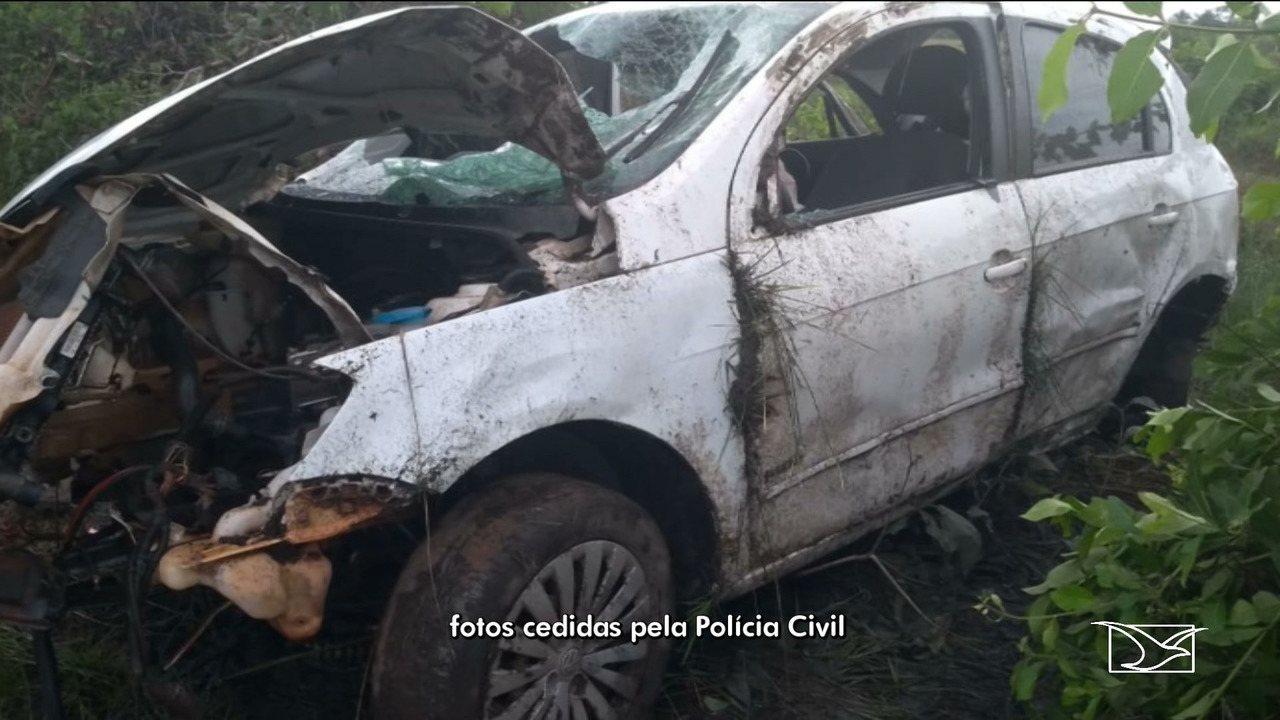 Acidentes causam mortes em rodovias do Maranhão nesta sexta (30)