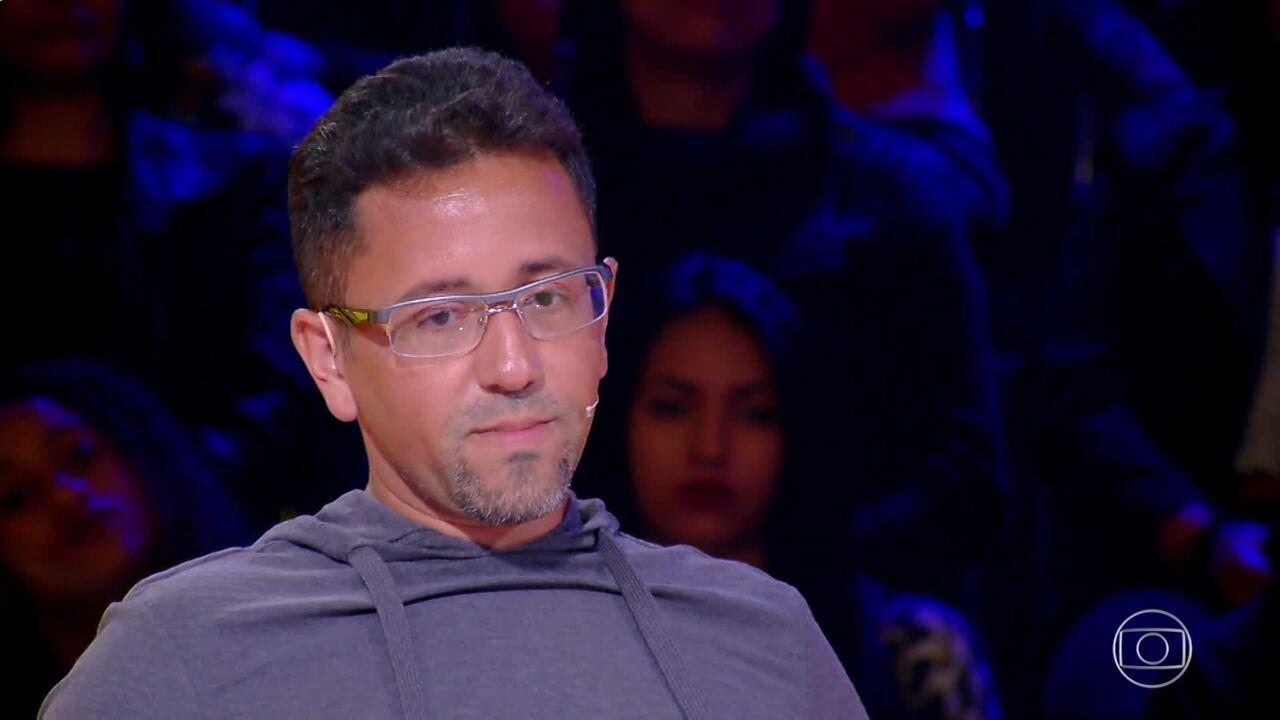 Ray Júnior sai da disputa do 'Quem Quer Ser Um Milionário?'