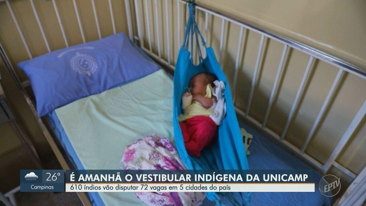 'Aldeia à Prova': 610 índios disputam 72 vagas no vestibular indígena da Unicamp