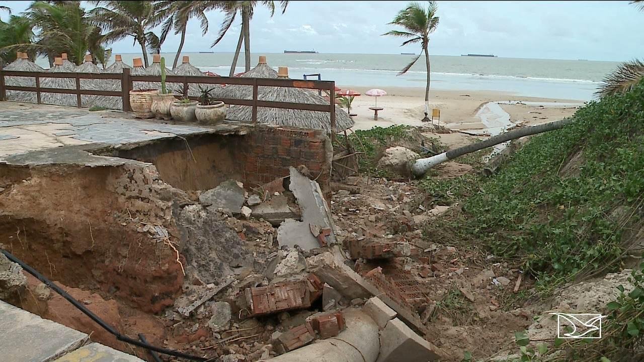 Ceasa ainda sofre com as fortes chuvas dos últimos dias em São Luís