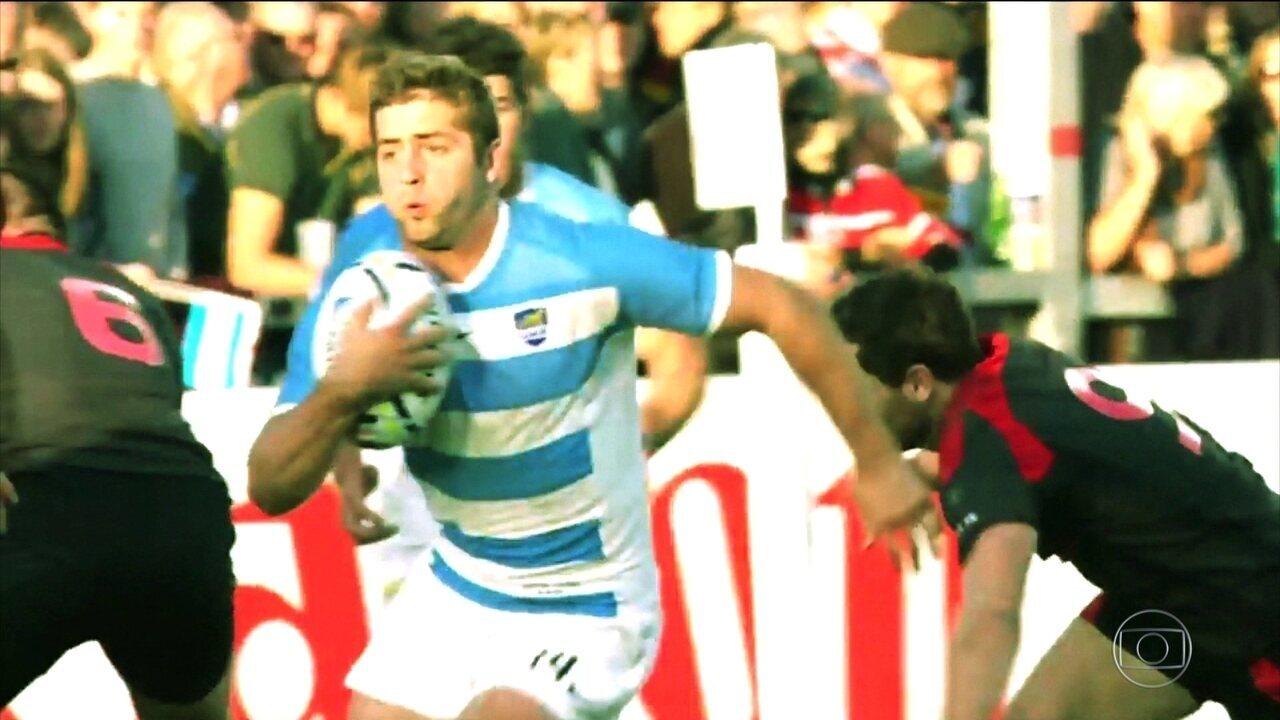 Todos por Um: Como argentinos vestem a camisa e praticam o Rugby apenas pela paixão