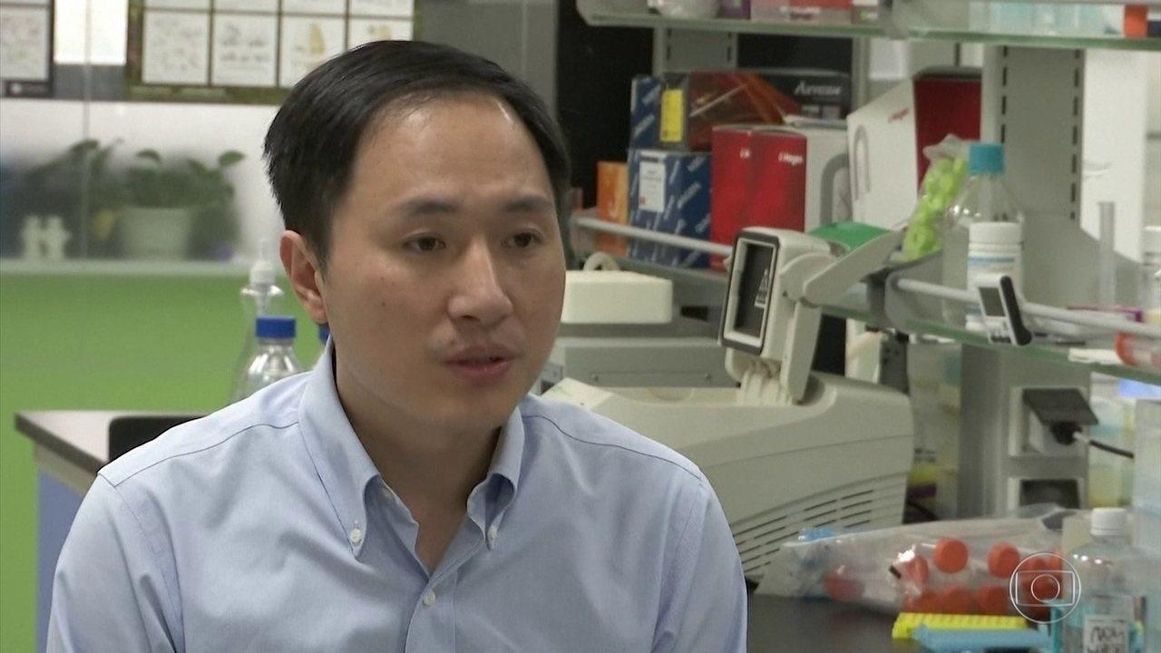 Cientista anuncia nascimento de gêmeas com DNA geneticamente modificado e gera polêmica