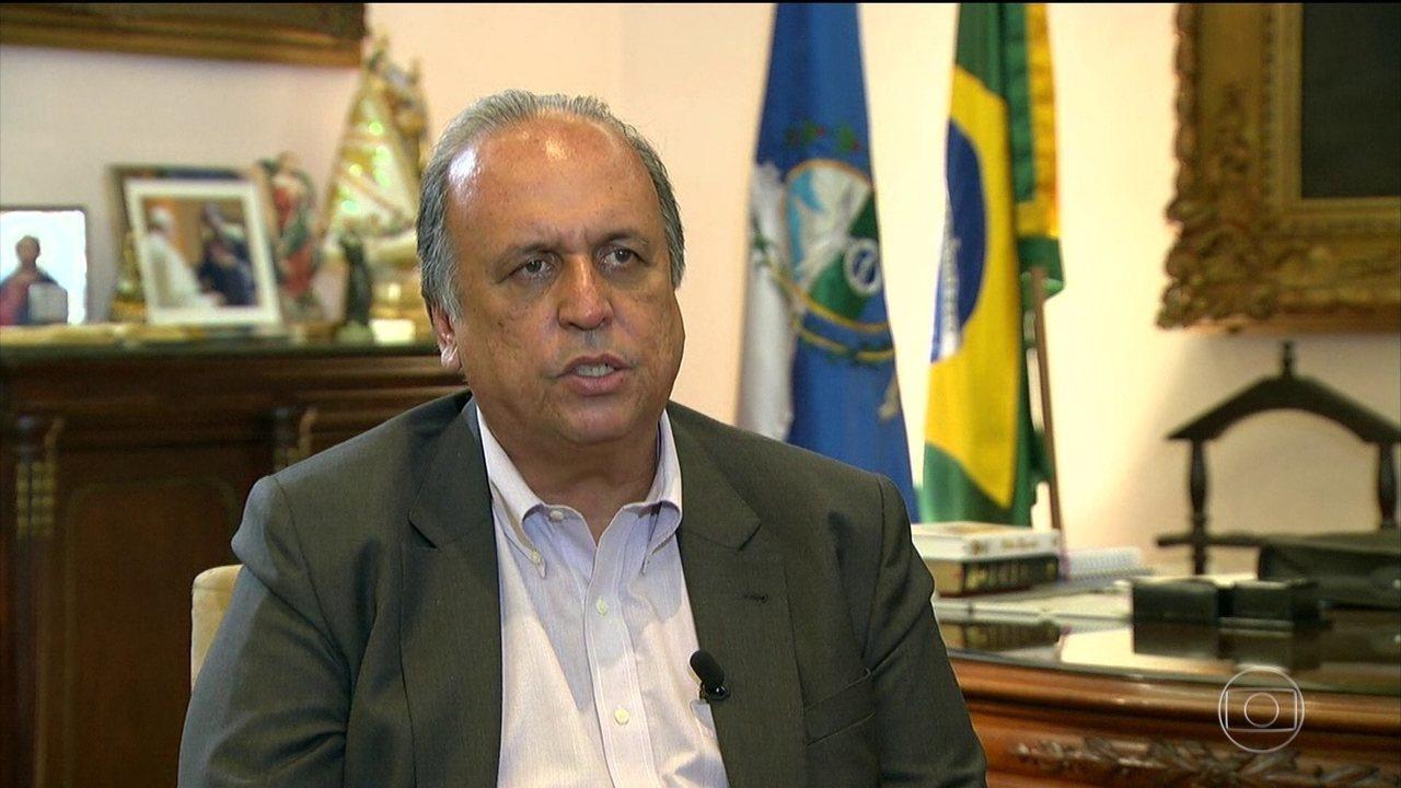 Novas revelações levantam mais indícios contra o governador do Rio de Janeiro