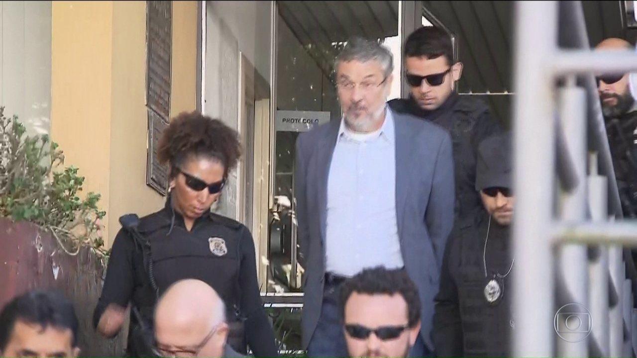 MPF quer que Palocci pague mais US$ 20 mi para permanecer em prisão domiciliar