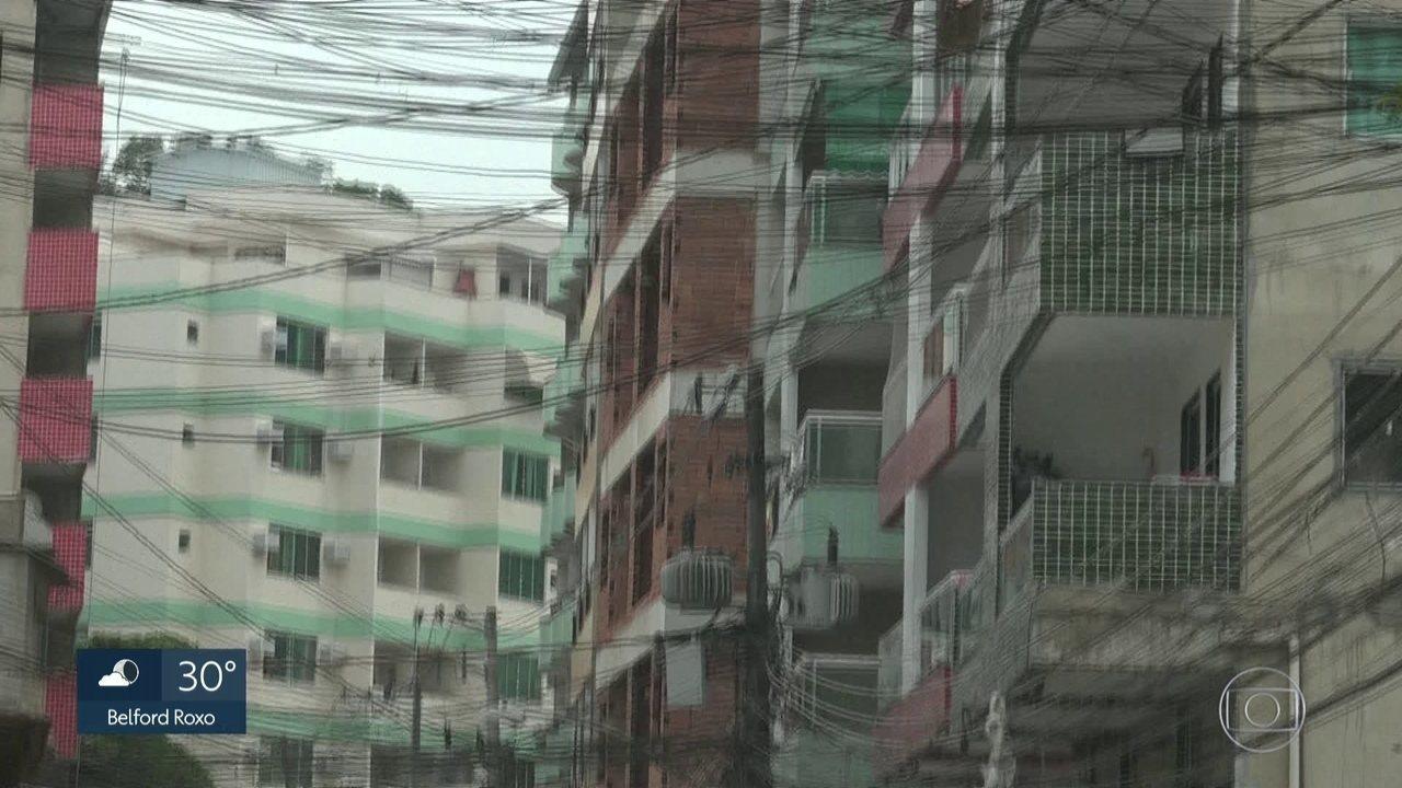Milícia constrói imóveis de luxo em Jacarepaguá