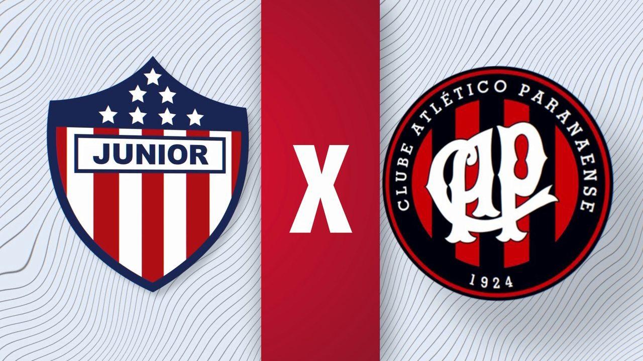 Atlético-PR busca o título mais importante de sua história contra o Junior Barranquilla