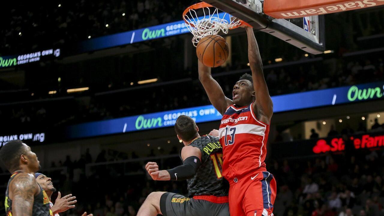 Melhores momentos: Washington Wizards 131 x 117 Atlanta Hawks pela NBA
