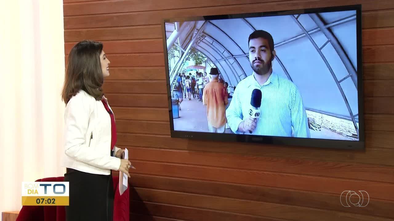 Usuários reclamam de crimes em pontos de ônibus na região sul de Palmas