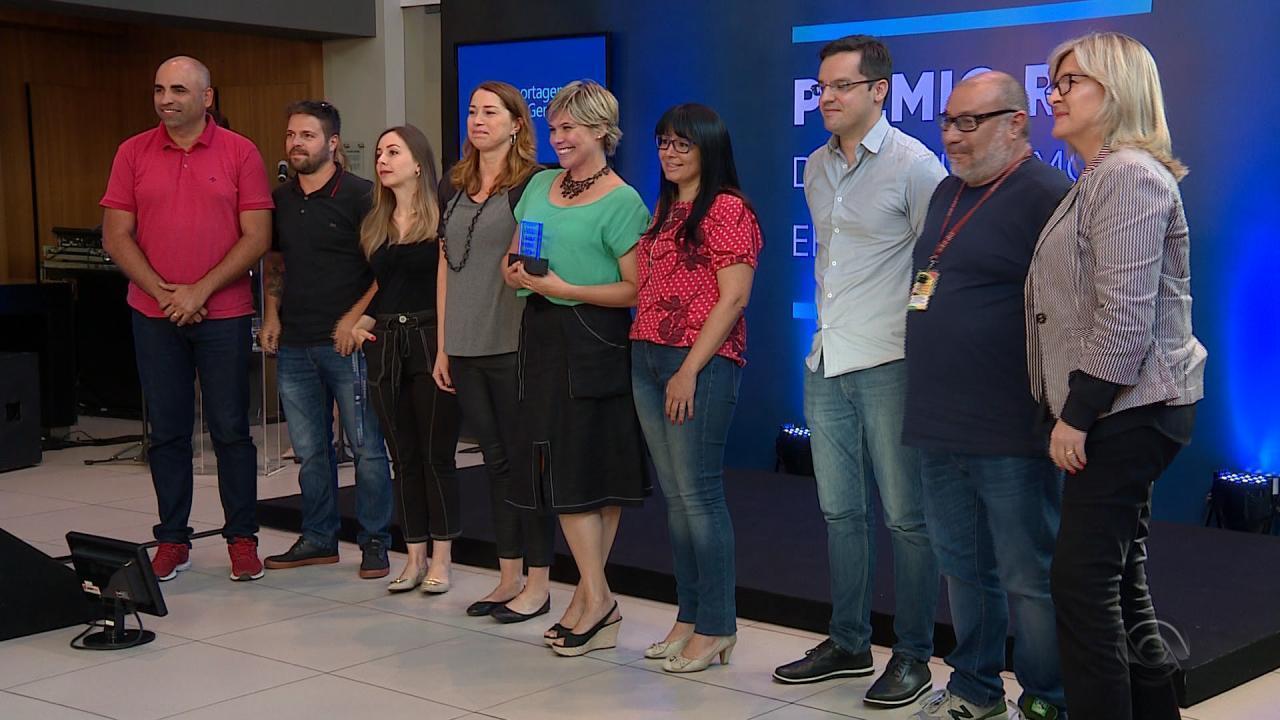 Prêmio RBS de Jornalismo e Entretenimento reconhece profissionais do Grupo RBS